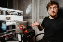 komputer dla fotografów
